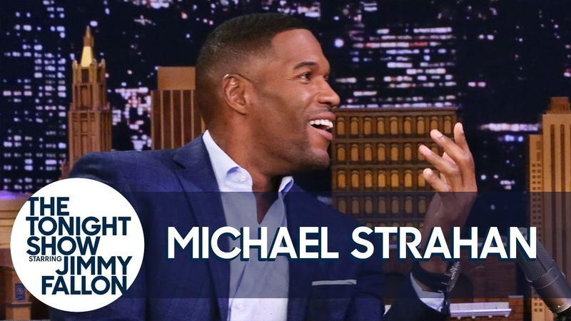 Michael Strahan Gets Booed at a Phillies Game, Debuts TikTok Dad Dancing Moves