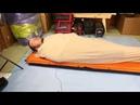 Ультралёгкий спальный мешок Green-Hermit «Travel Liner»