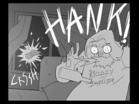 Connor Needs You, Hank! [DBH Comic Dub]