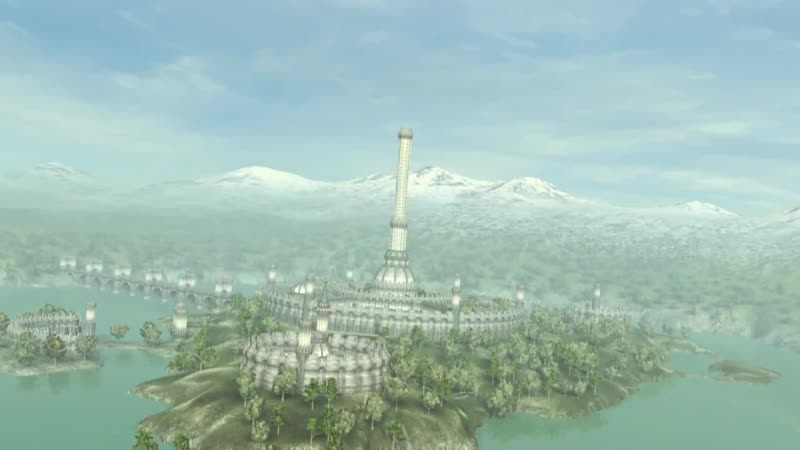 TES IV Oblivion - intro [Ita]