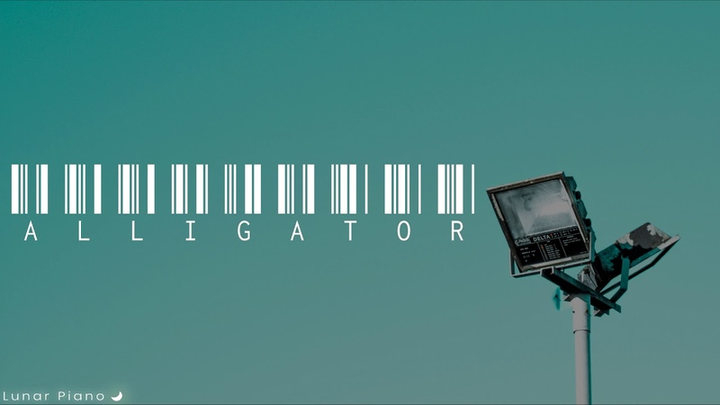 MONSTA X 몬스타엑스 - Alligator Piano Cover 피아노커버 by Lunar Piano