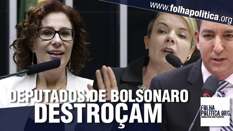 Gleisi, Greenwald e petistas atacam Sergio Moro e são desmascarados por deputados de Bolsonaro