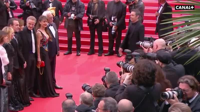 Cannes Film Festival - Les Plus Belles Annees D'Une Vie Red Carpet [18/05/2019]