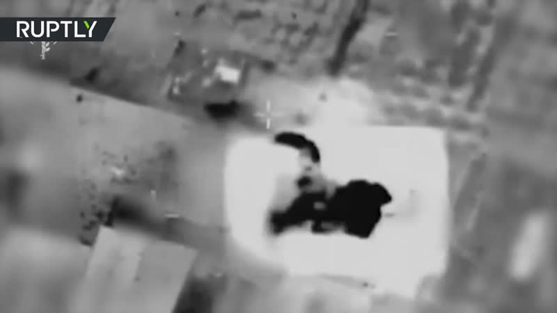 Israel releases VIDEO of airstrikes hitting alleged Hamas targets in Gaza — RT World News