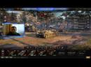 World of tanks т100 лт - выполняем лбз