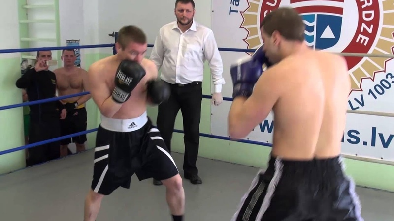 Ravil Mukhamadijarov (Russia) VS Vladimirs Deičuks (Latvia) 01.04.2014 proboxing.eu