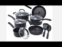 Tefal 2 Piece Signature Hard Anodized Nonstick Cookware Set
