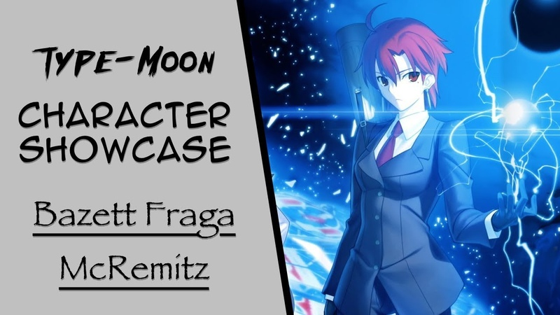Type-Moon Character Showcase - Bazett Fraga McRemitz