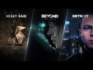 Игры Quantic Dream на PC | Трейлер с анонсом демо-версий