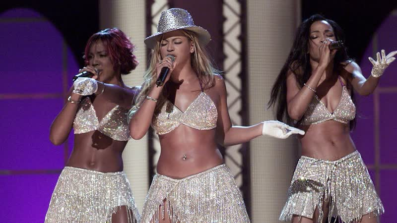 Destiny's Child - Bootylicious (Live @ Michael Jackson: 30th Anniversary Special 2001)