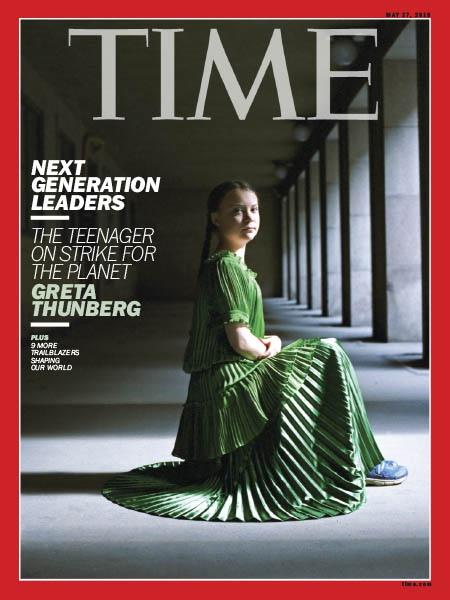 Time USA - May 27 2019