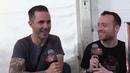 PapaRoach - Heavy New York - Interview with Jerry Horton