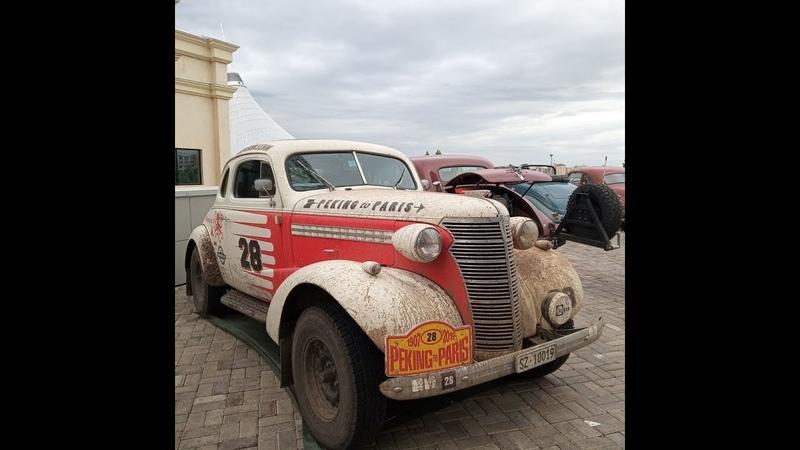 Enduro Rally Association in Astana 17 06 19