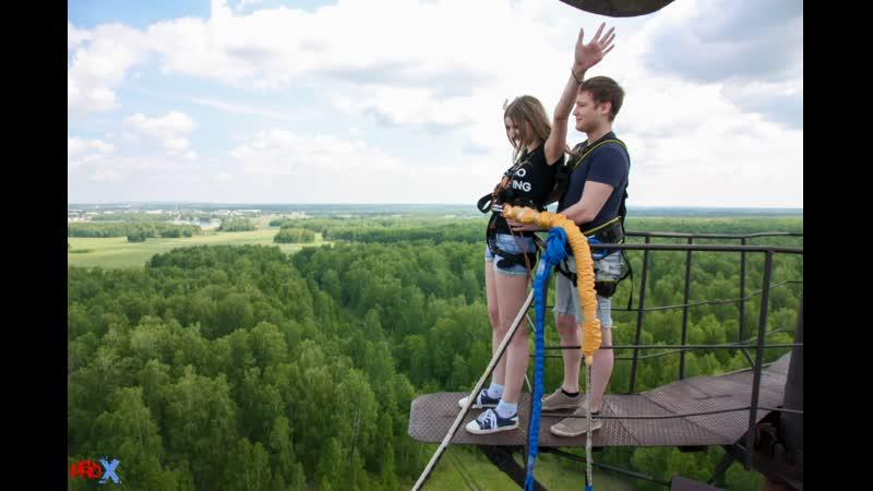 Anastasiya Klu. AT53 ProX74 Rope Jumping Chelyabinsk 2019 1 jump