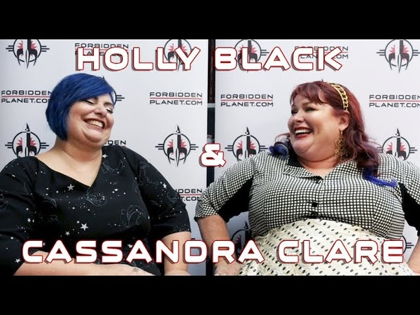 An Interview With Holly Black Cassandra Clare