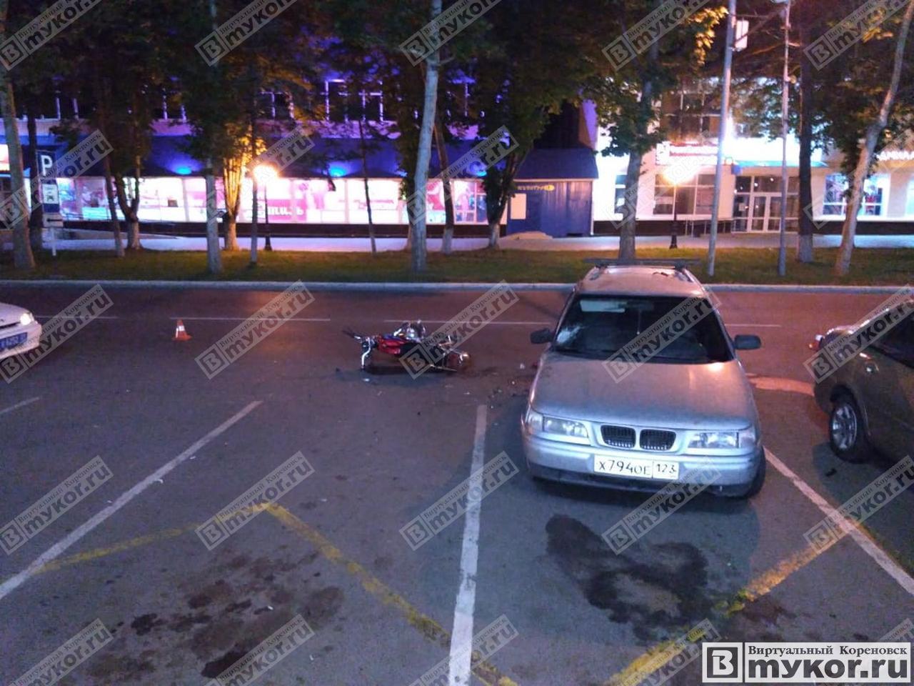 ДТП Кореновск 7 июня 2019 года