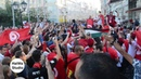 Virage tunisia in Moscow World Cup Russia 2018
