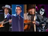 Kiss, Боб Дилан, Робби Уильямс. Музыкальный Лондон с Михаилом Козыревым