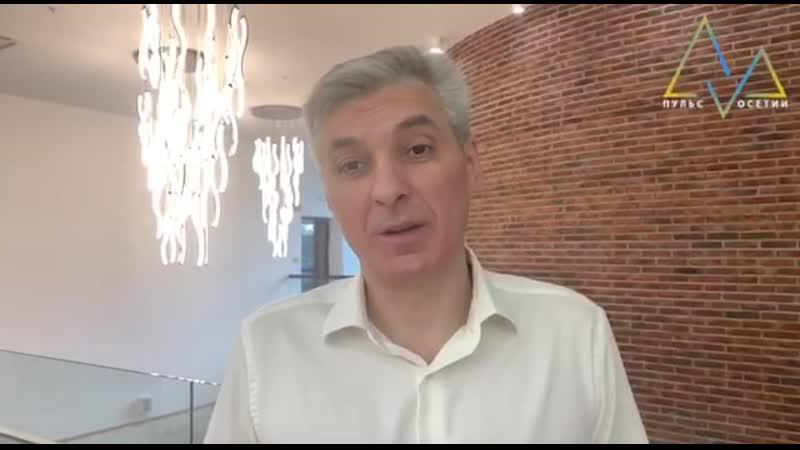 Александру Коренюгину присвоили звание Заслуженный артист РСО Алания