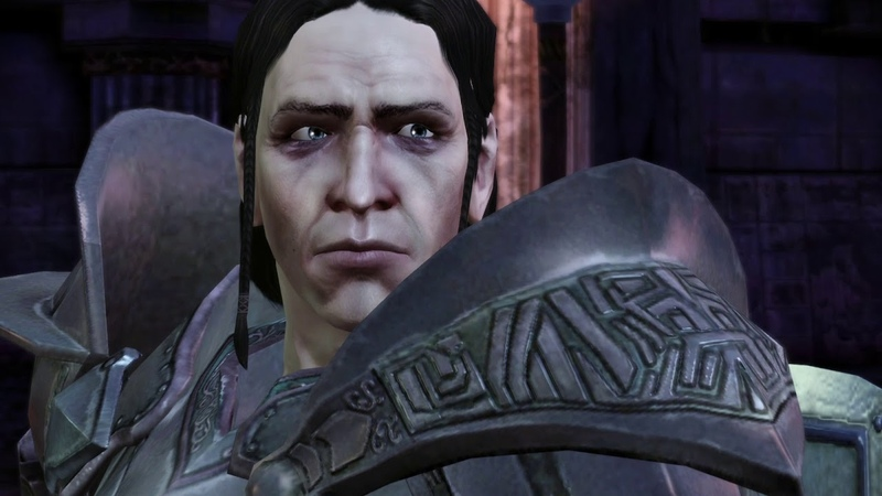 Dragon Age Origins. Планы короля Кайлана и орущий Логэйн