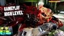 DOOM ETERNAL 14 min gameplay High Level 1080p 60fps