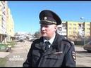 Участковый уполномоченный Дмитрий Нефедов.