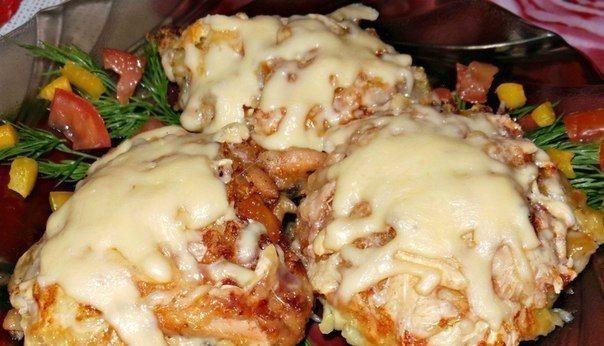 Готовим самые вкусные блюда из курицы!
