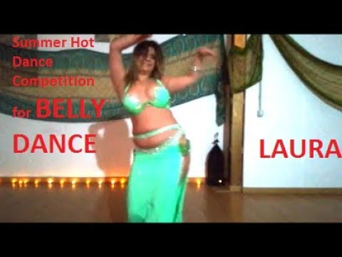 Belly Dance by Laura. Summer Hot Dance Competition by Sufel Boutique.