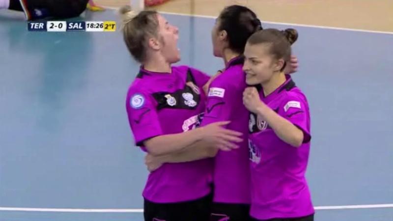 Ternana - Salinis | Semifinale Scudetto Serie A femminile 2018/2019, gara-2