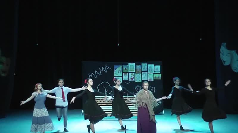 Выступление обучающихся телевизионной студии Нтv шка на фестивале Театр где играют дети
