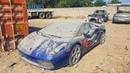 Брошенные авто Dubai