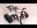 Уроки EV3 3 2 Программируем средний мотор EV3 в режиме поворота на заданный угол
