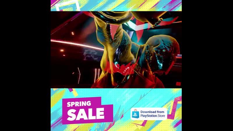 Killing Floor: incursion Весенняя распродажа в магазине PlayStation скидка 18% (Killing-Floor.ucoz.com)