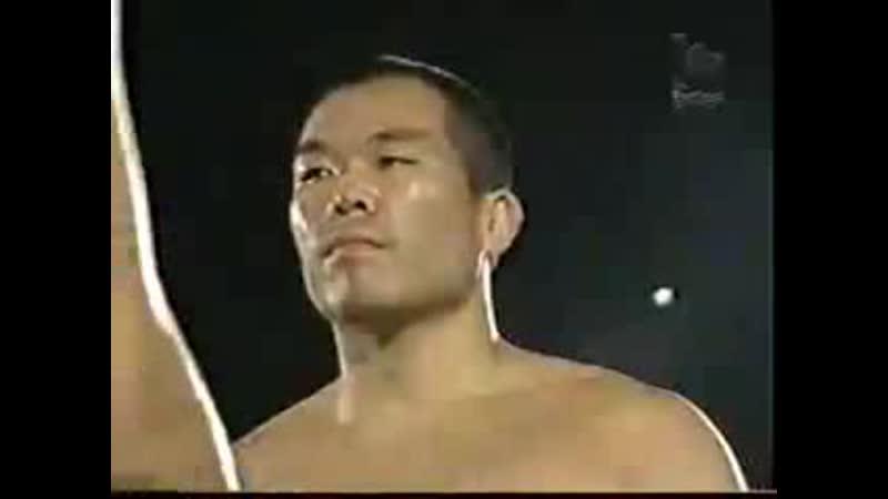 05 - Antonio Rogerio Noguiera vs. Tsuyoshi Kohsaka - DEEP 2001 – 6th Impact - 2002-09-07