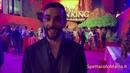 Marco Mengoni, voce di Simba, a Los Angeles per la premiere de Il Re Leone