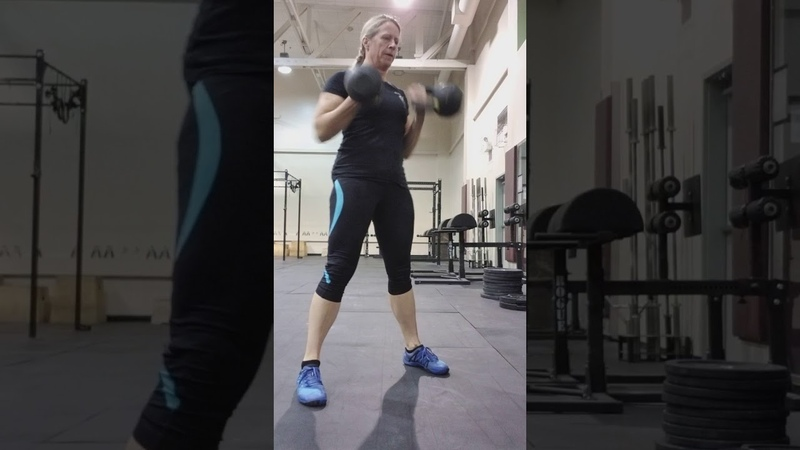 Kettlebells cleans and regressions 20171207