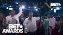 Jay Rock Brings Out the Horns for a WINning Performance | BET Awards 2018