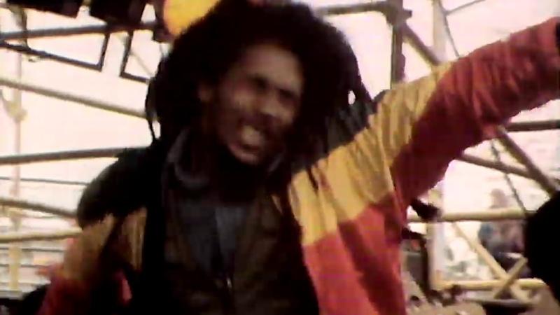 Get Up Stand Up Bob Marley live in Munich June 1 1980 RESTORED