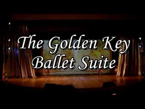 The Golden Key Ballet Suite - Classical Ballet Ensemble VIRA