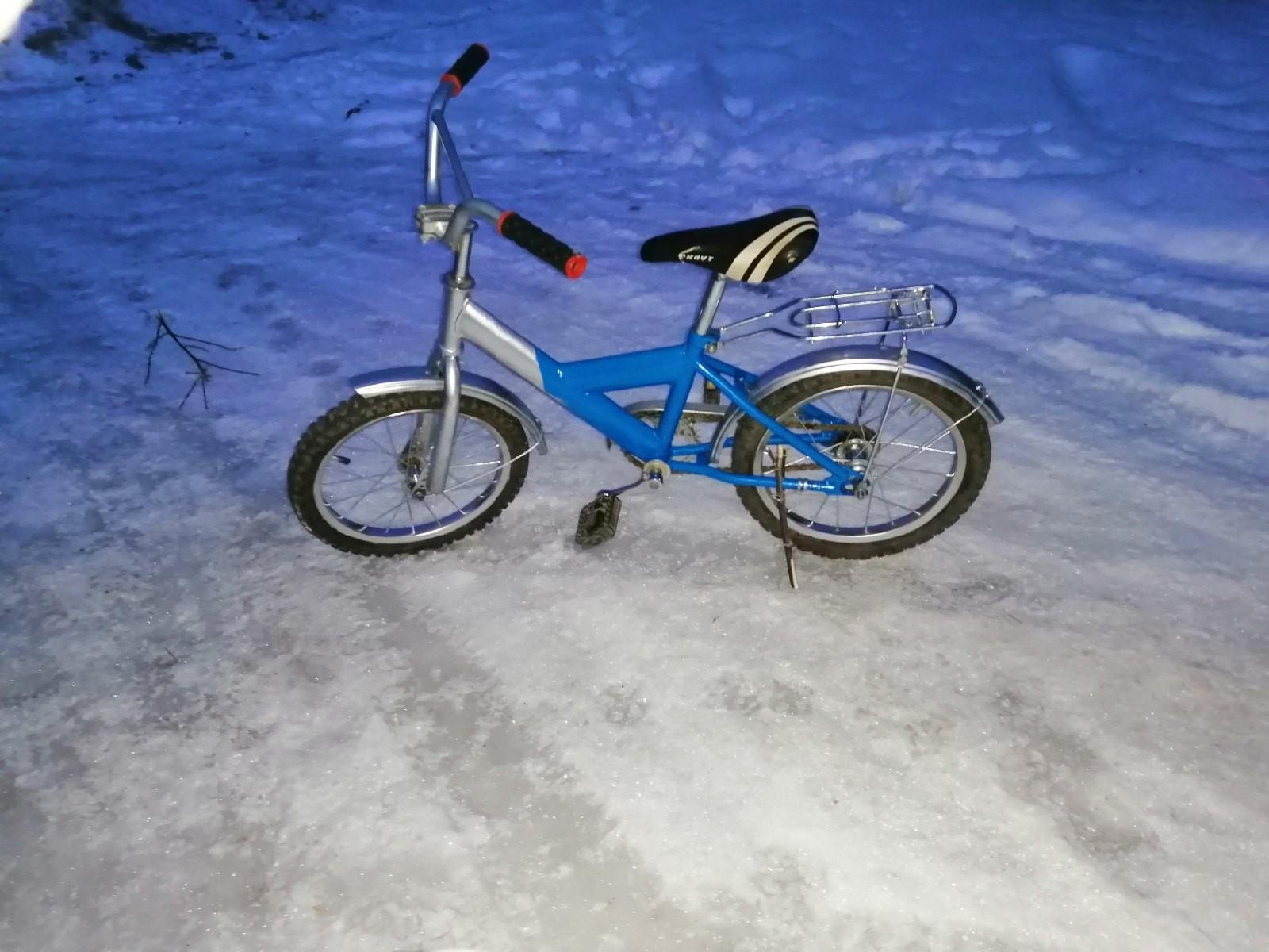 Детский велосипед в хорошем состоянии.   | Объявления Орска и Новотроицка №1359