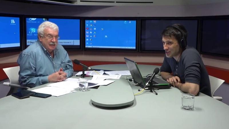 48 минут / Кириакос Мицотакис, новый премьер-министр Греции 10.07.19