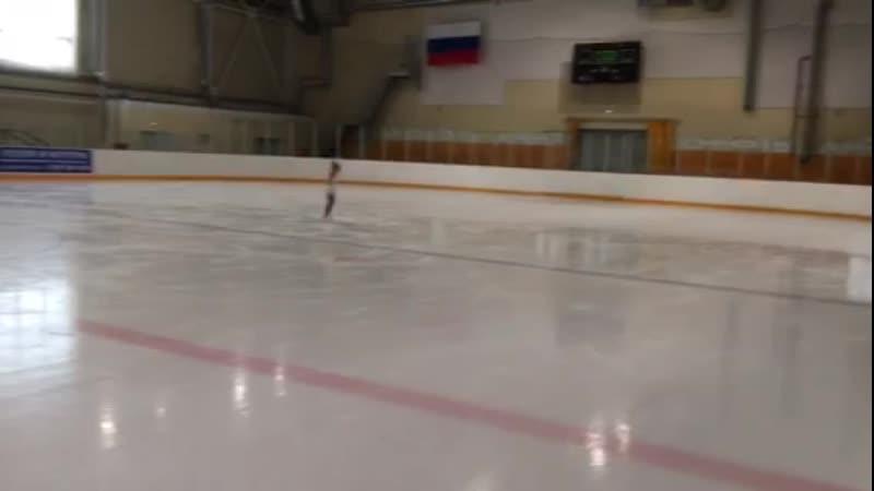 Кояшова Василиса, 3-й юн. разряд.
