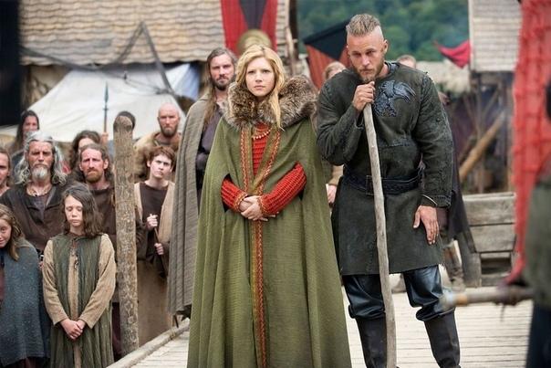 Во времена викингов союз мужчины и женщины представлял собою союз равных, а также тесную связь двух семейств