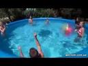 Надувной бассейн Intex 28158 457х84 см дисней