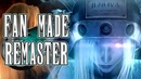 Fans use Machine Learning to HD Remaster Final Fantasy VII