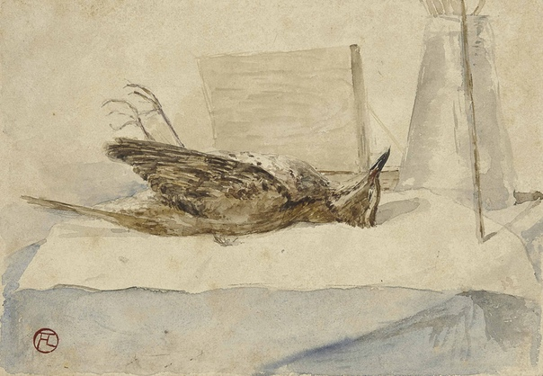 Анри де Тулуз-Лотрек (1864-1901).