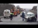 Жесткая авария Североморск-Мурманск в 8.50 утра 16.04.19.