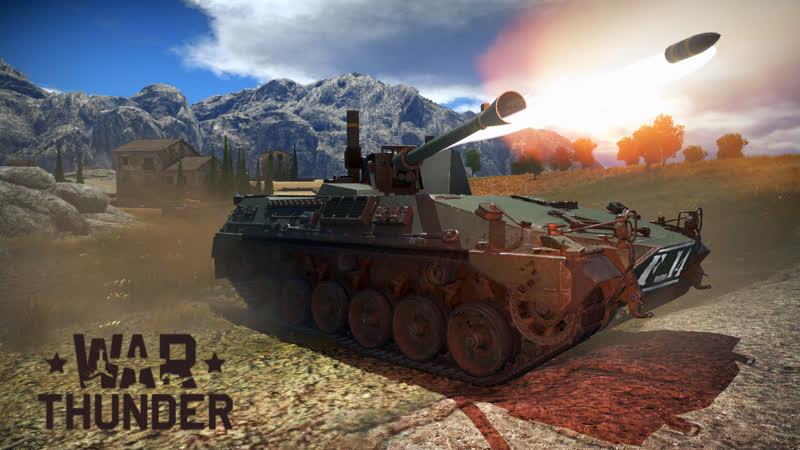 12 фрагов на AMX 50 Foch War Thunder 1.89