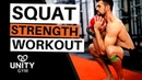 Best Squat Training [Phase 4 FMS Squat Hamstring Workout]