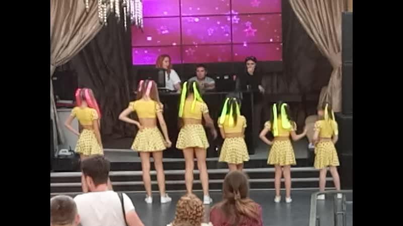 Отчетный концерт Глянес в Joy Schambala 9.06.2019 Нага хореография танец.5-група